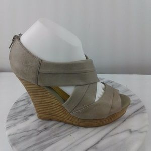 Seychelles Anthropologie Womens Size 7.5 Wedges